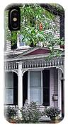 Historical Home In Wilmington IPhone Case
