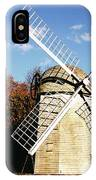 Historical Windmill IPhone Case
