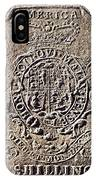 History Of Usa: Stamp Act IPhone Case