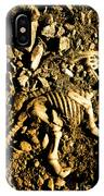 History Unearthed IPhone Case