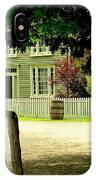 Hitching Post IPhone Case