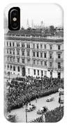 Hitler Enters Vienna IPhone Case