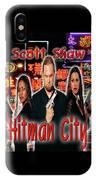 Hitman City IPhone X Case