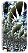 Hoar Frost IPhone Case