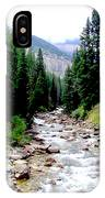 Hobock Canyon IPhone Case