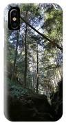 Hocking Hills IPhone Case