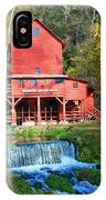 Hodgsons Mill  IPhone Case