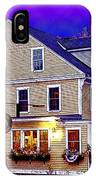 Holderness General Store IPhone Case