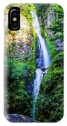 Hole In The Wall Falls IPhone Case