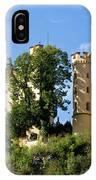 Holenschwangau Castle 4 IPhone Case