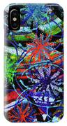 Holiday Abstract  IPhone Case