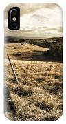 Holiday In Tasmania IPhone Case