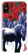 Holiday Joy Card IPhone Case