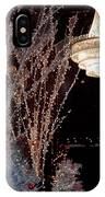 Holiday Wonderland Of Lights 2 IPhone Case