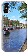 Hollanders On Canal - Color IPhone Case