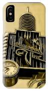 Hollywood And Vine Street Sign Collection IPhone Case