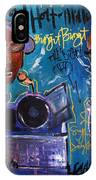 Hollywood Holt Plays Monolith IPhone Case