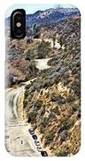 Hollywood Sign / Hollywood Hills IPhone Case