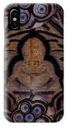 Holy In Peace And Acryl IPhone Case