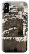 Holy Land: Qumran Ruins IPhone Case