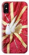 Holy Spirit Flag IPhone Case