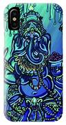 Hombre Buddha IPhone Case