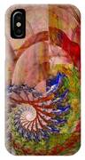 Home By The Sea IPhone Case