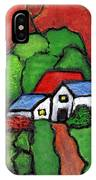 Home In The Country IPhone Case