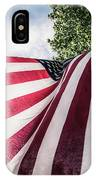 Home Of The Free IPhone Case