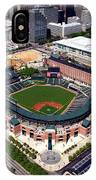 Home Of The Orioles - Camden Yards IPhone Case