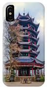 Wuyun Tower IPhone Case