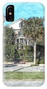 Homes Of Charleston  IPhone Case
