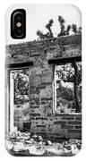 Homestead Ruins IPhone Case