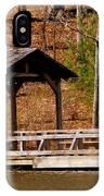 Hometown Series - Sherando Lake -2 IPhone Case
