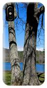 Hometown Series -sherando Lake IPhone Case