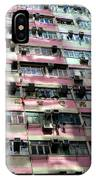 Hong Kong Apartment 18 IPhone Case