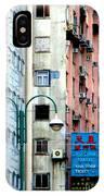 Hong Kong Apartment 6 IPhone Case