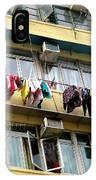 Hong Kong Apartment 7 IPhone Case
