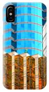 Hong Kong Architecture 6 IPhone Case