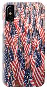 Honoring Those Who Have Sacrificied All IPhone Case