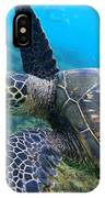 Honu Hello IPhone Case