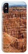 Hoodoo Landscape  IPhone Case