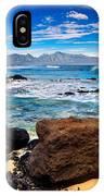 Hookipa Sunrise #3 IPhone Case