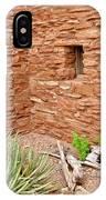 Hopi House Garden IPhone Case