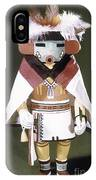 Hopi Kachina Doll IPhone Case