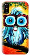 Horatio Hooter IPhone Case
