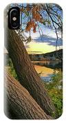 Horn Pond IPhone Case