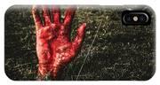 Horror Resurrection IPhone Case