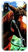 Horse IPhone X Case