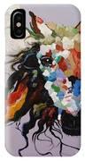 Puzzle Horse Head  IPhone Case by Rosario Piazza